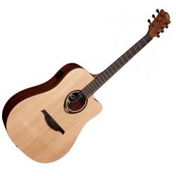 Електро-акустична китара DREADNOUGHT LAG T70DCE