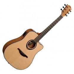 Електро-акустична китара – LAG T80DCE
