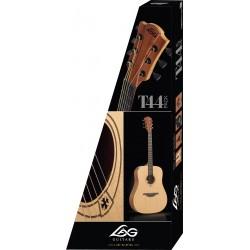 Комплект с аксесоари и акустична китара LAG T44D PACKEX