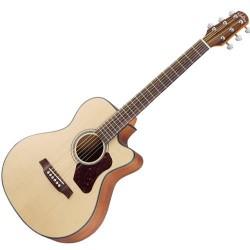 Акустична китара 6 струни WALDEN T550CE