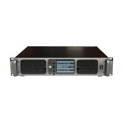 Усилвател 4x 2400W RMS RCF / QPS9600