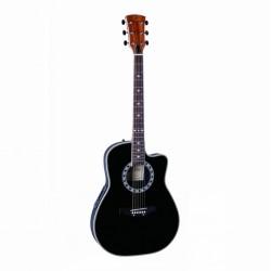 Електро-акустична китара SOUNDSATION RB320CE-BK