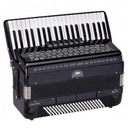 Професионален акордеон VOCE IV A41120-BK 3/4 - 120 баса