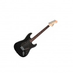 Електрическа китара черен AFFINITY FAT Stratocaster MBK SPRKL HDW