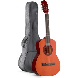 Детска класическа китара с калъф STAGG
