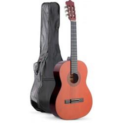 Класическа китара с калъф STAGG C542 BACK PACK
