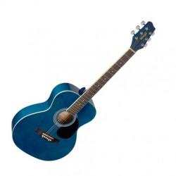 Синя акустична китара SA20A BLUE