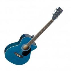Електро-акустична китара SA20ACE BLUE