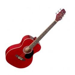 Червена акустична китара SA20A RED