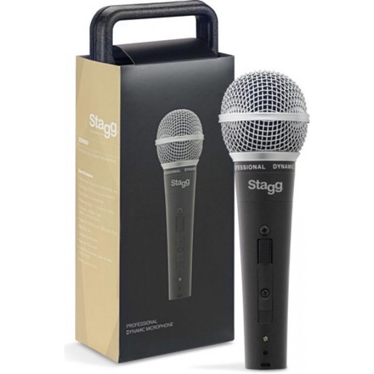 Динамичен микрофон Stagg SDM50