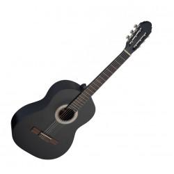 Черна класическа китара STAGG C440 M-BK