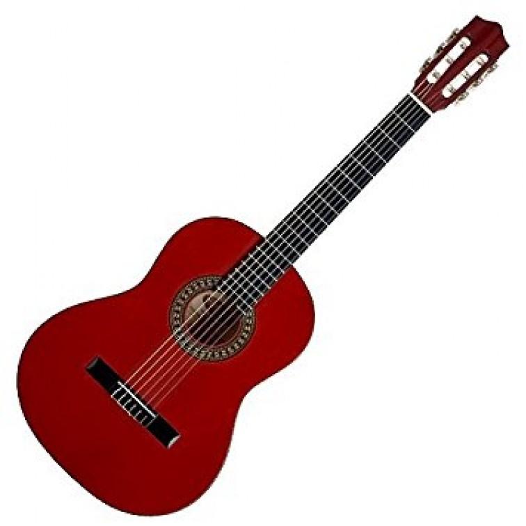 Класическа китара тъмночервен Stagg C542-TR 4/4