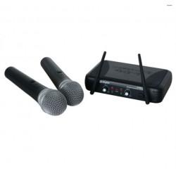 Безжичен двоен вокален микрофон TRONIOS STWM722