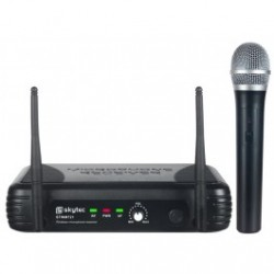 Безжичен вокален микрофон TRONIOS STWM721 1-Channel