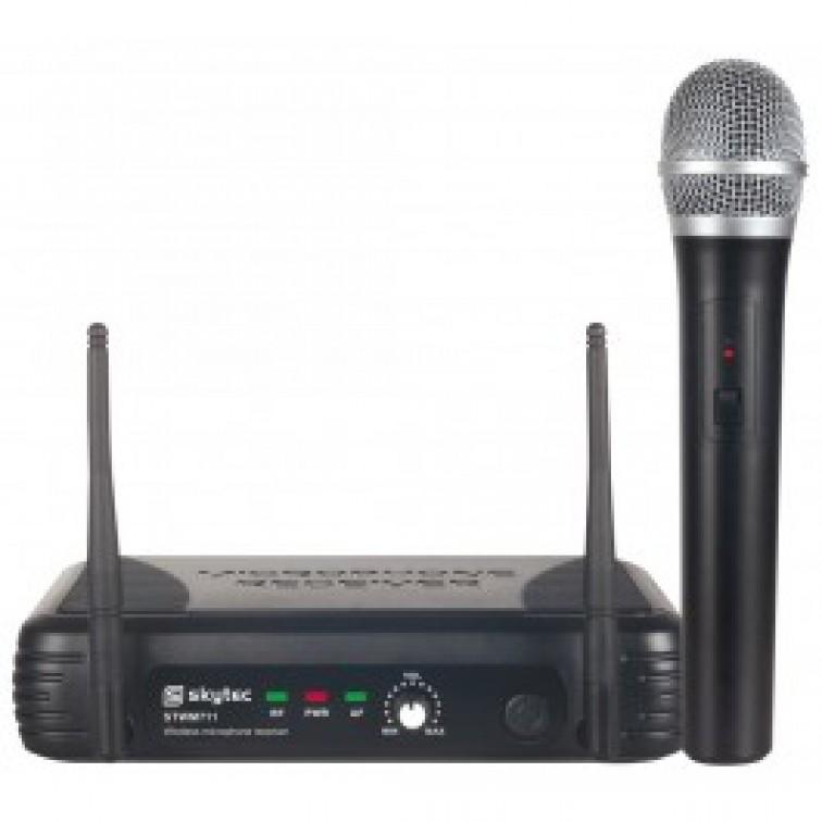 Безжичен вокален микрофон Tronios STWM711