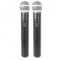 Безжична система с 2 микрофона Tronios WM512
