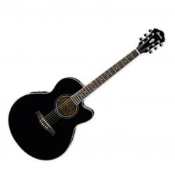 Електро-акустична китара черна – AEL10E-BK