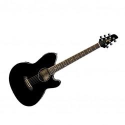 Черна китара акустично-електронна TCY10E-BK