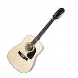 Акустична китара дванадесет струни – Epiphone DR-212 Natural