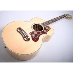 Aкустична китара – Gibson J-200 M QUILT