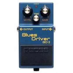 Блус драйв ефект от BOSS BD-2