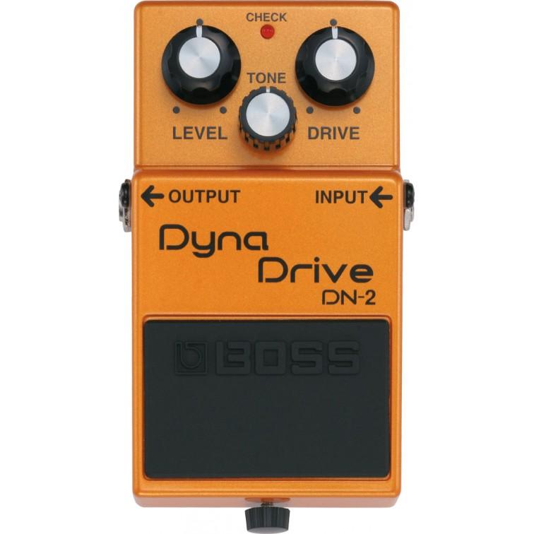 Китарен ефект динамичен драйв DN-2 на BOSS