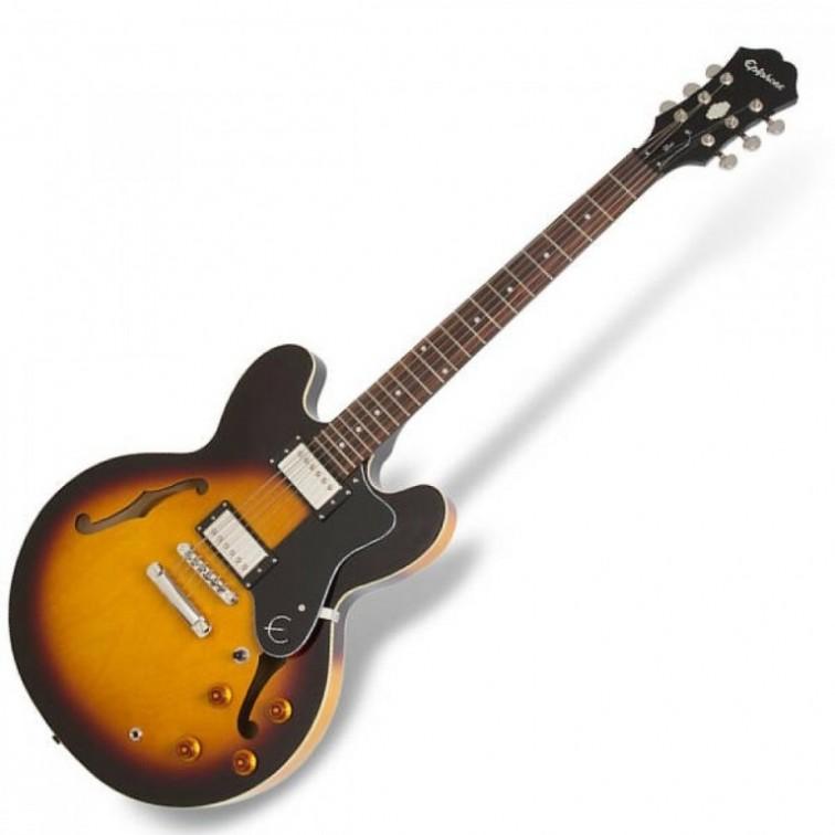 Електрическа китара Epiphone Dot Vint. Sunburst Ch Hwde ETDTVSCH1 – 6 струни