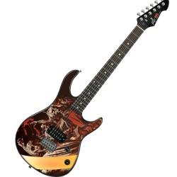 Електрическа китара Peavey Walking Dead TWD27 Zombies – 6 струни
