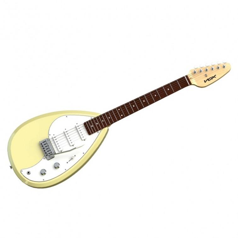 Електрическа китара VOX V-MK3-WH – 6 струни