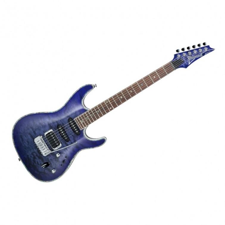 Електрическа китара Ibanez SA360QM-TLB – 6 струни