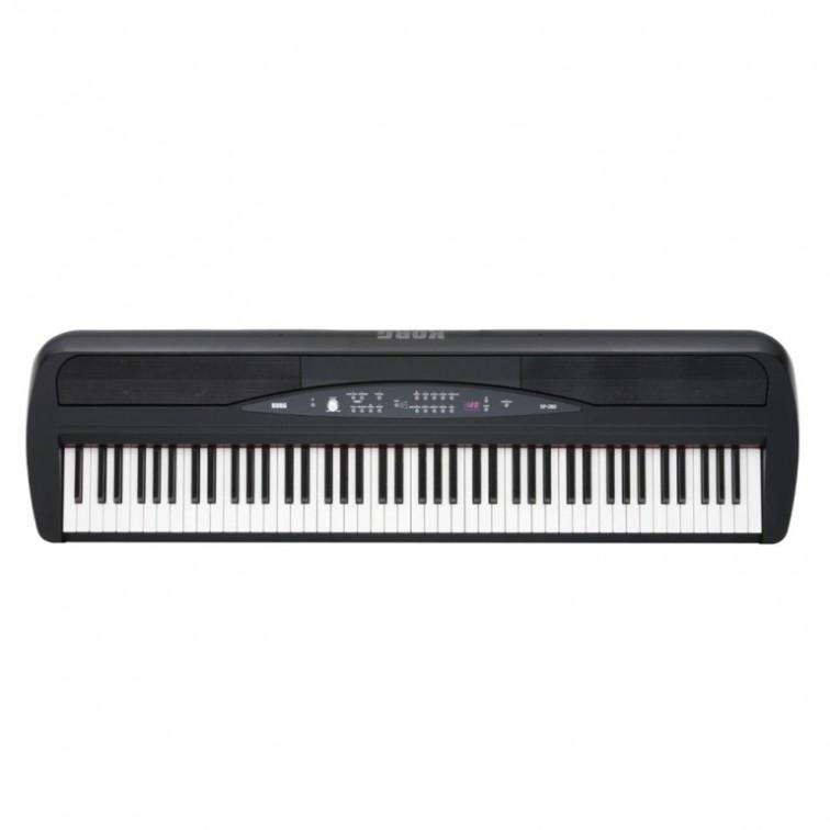 Дигитално пиано KORG SP-280-BK