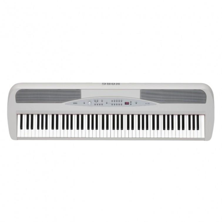 Дигитално пиано бяло KORG SP-280-WH