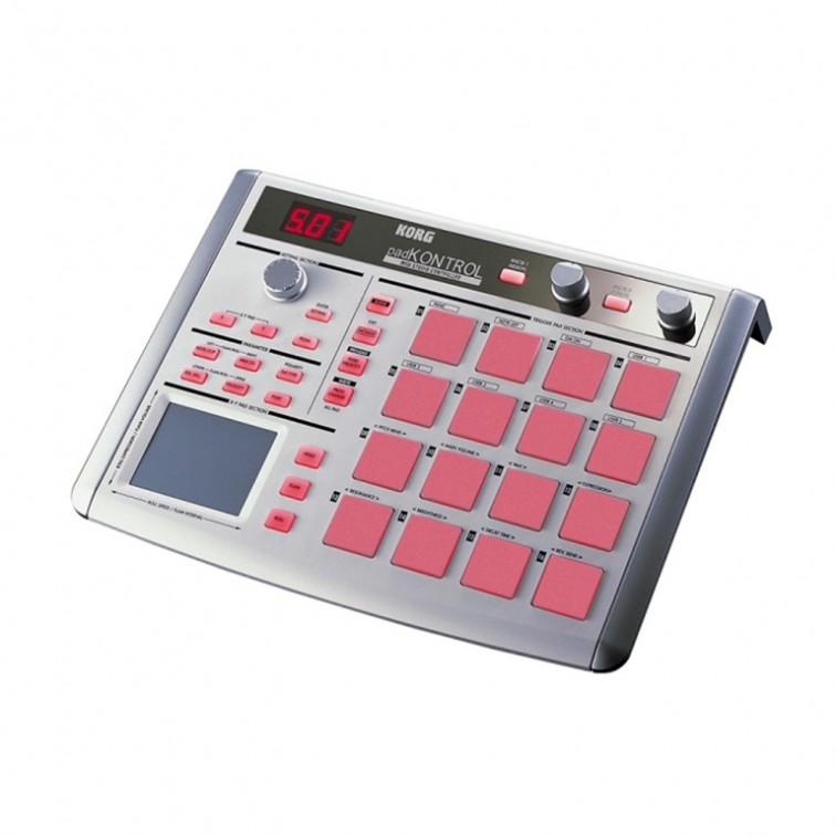 MIDI контролер Padkontrol KPC-1