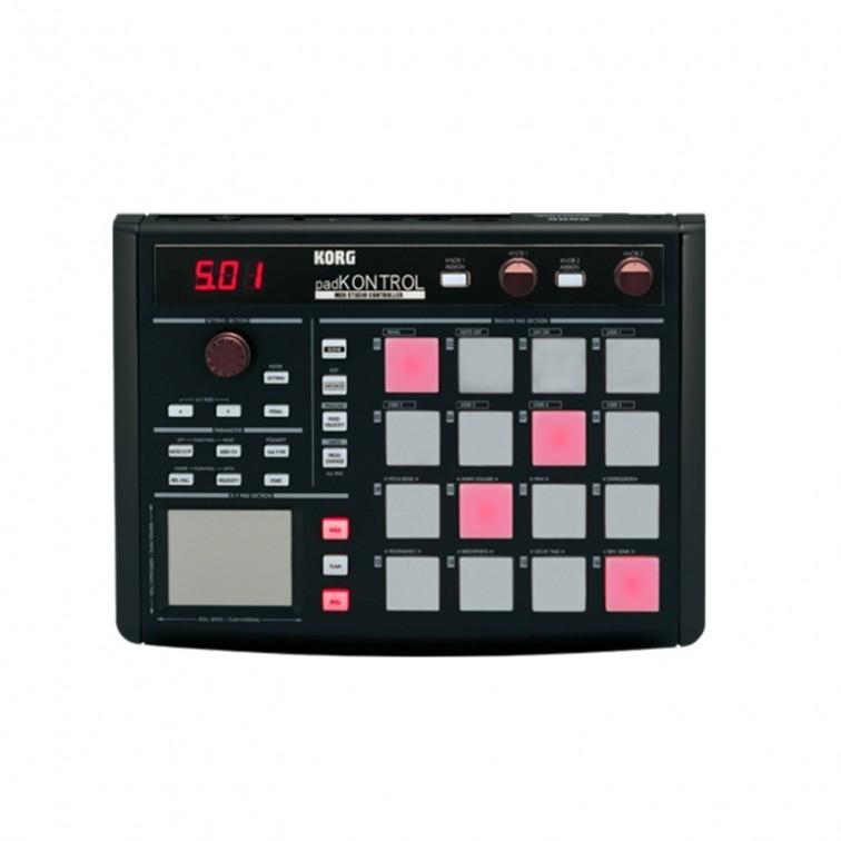 MIDI контролер Padkontrol KPC-1 BK