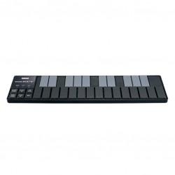 Мини MIDI клавиатура Korg Nanokey-BK