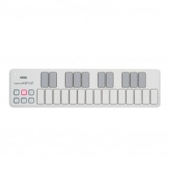 MIDI клавиатура Nanokey2-WH