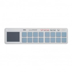 Мини MIDI клавиатура Korg Nanopad2-WH