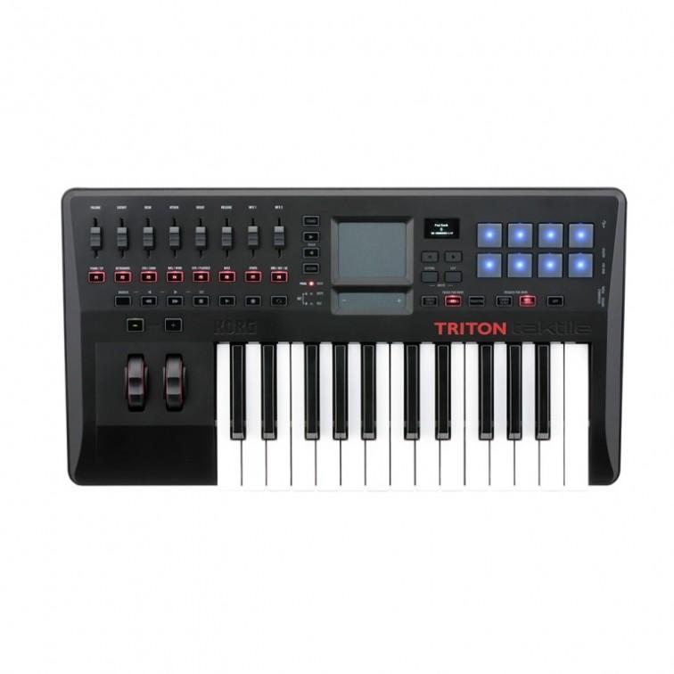 MIDI клавиатура TRITON Taktile 25