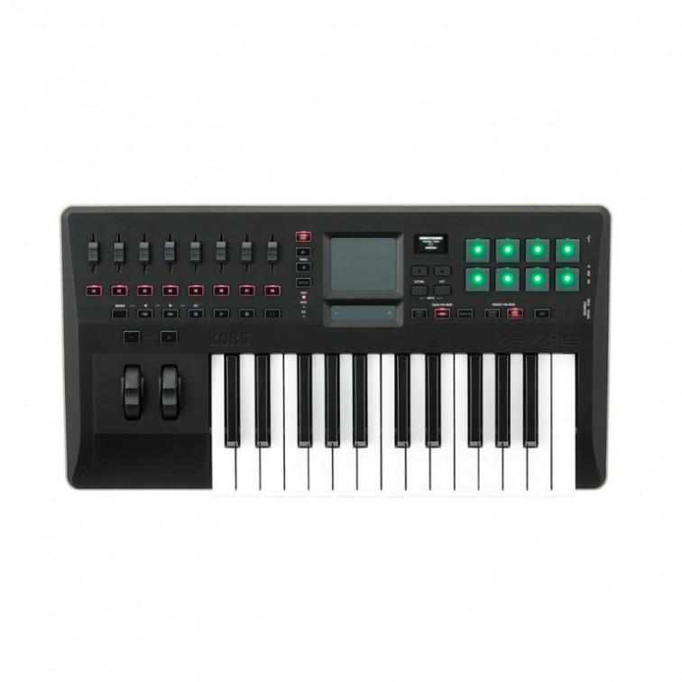 MIDI контролер Taktile 25