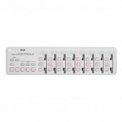 Мини MIDI контролер Korg Nanokontrol2-WH