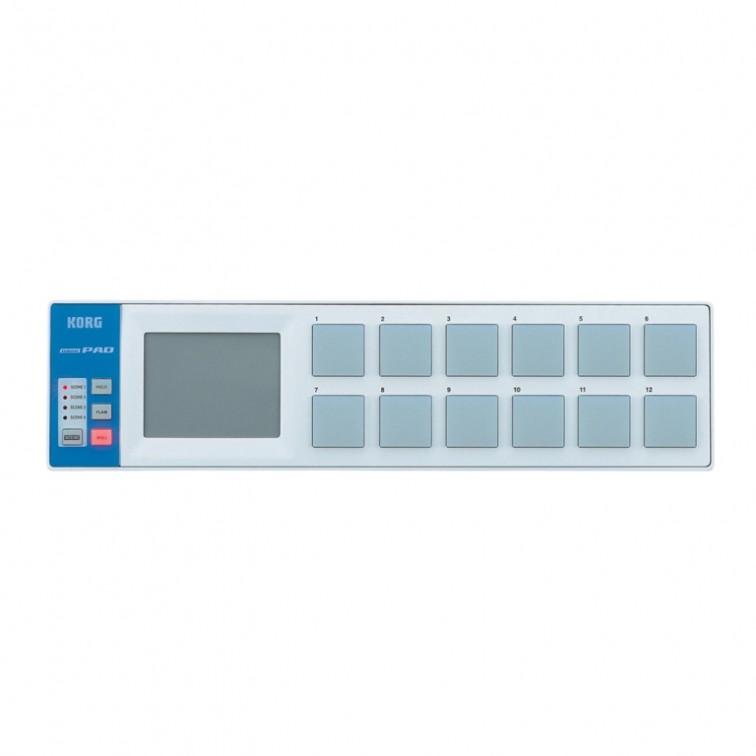 Мини MIDI клавиатура Korg Nanopad