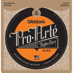 Струни за класическа китара D'Addario EJ43