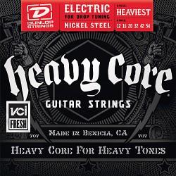 Струни за електрическа китара Dunlop HEAVY CORE