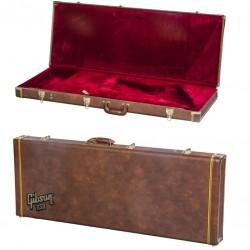 Луксозен кейс за електрическа китара Gibson за Explorer форма