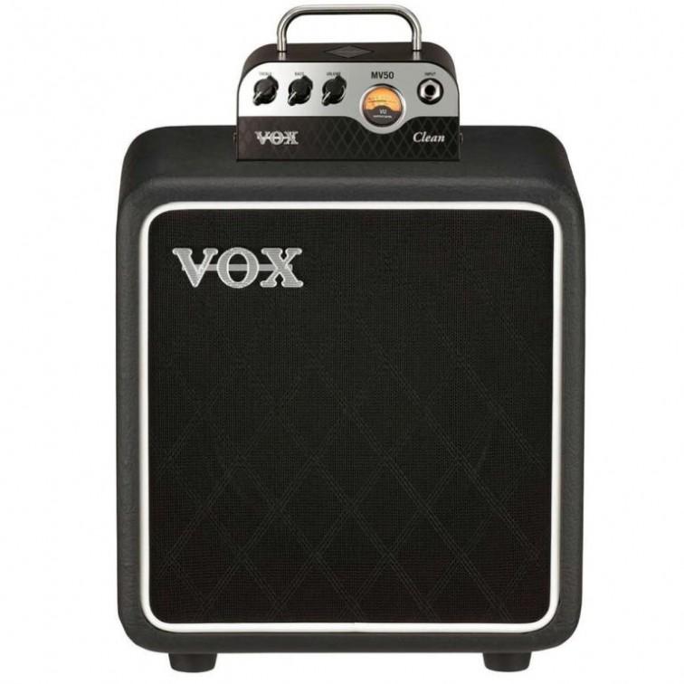 Сет усилвател и кабинет VOX MV50-CL-SET