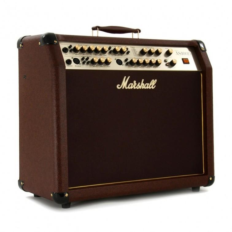 Професионално комбо за акустична китара MARSHALL AS100D-E