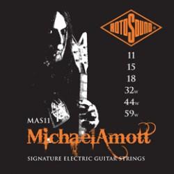 Струни за електрическа китара MAS11 Michael Amott Signature Set