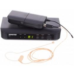 Презентаторски безжичен микрофон / SHURE BLX14E/MX53
