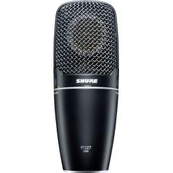 Микрофон за домашно студио SHURE PG27-USB