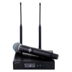 Дигитален безжичен микрофон / QLXD24E/B58